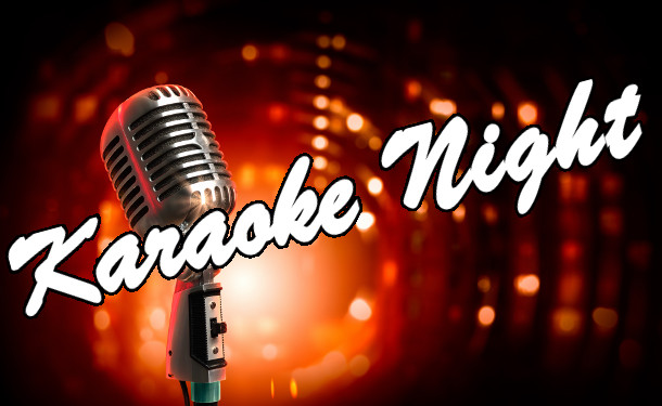 Saturday is Karaoke Night!